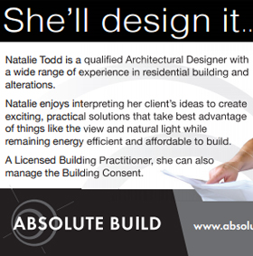 Absolute Build Press Ad