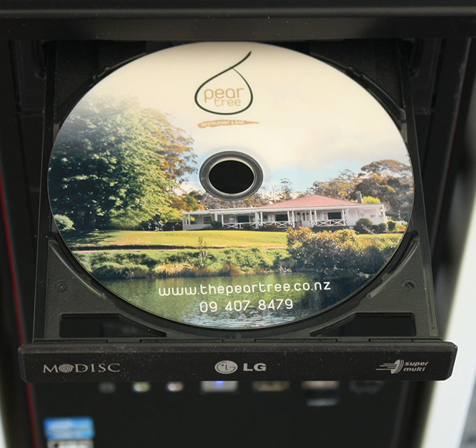 Pear Tree Promotional DVD